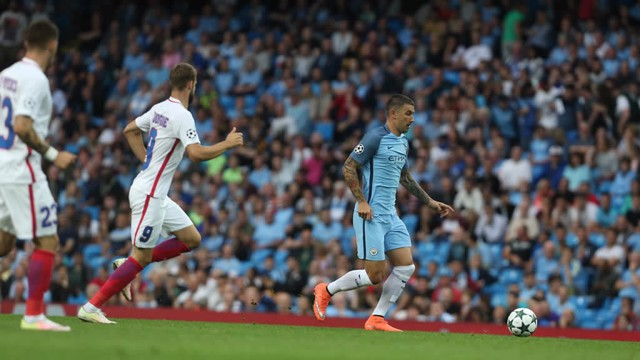 KOLAROV: Aleks takes the game to Steaua