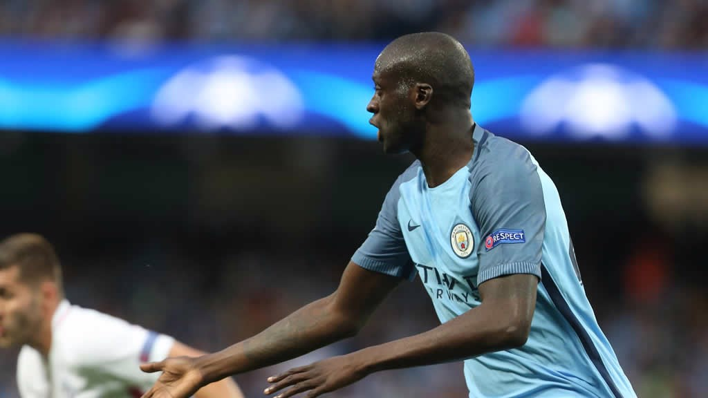 Toure brace puts him back in Pep's plans