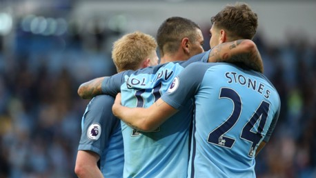 City v West Ham: Team news