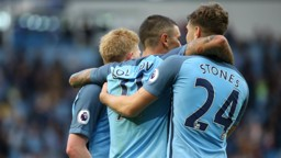 JOB DONE: City celebrate