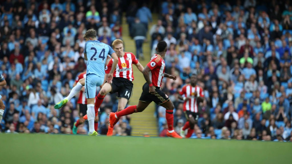 City v Sunderland: Extended highlights