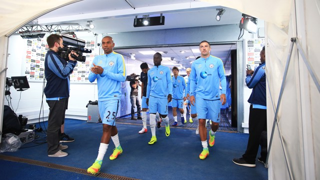 TUNNEL CAM: Behind the scenes at the Etihad