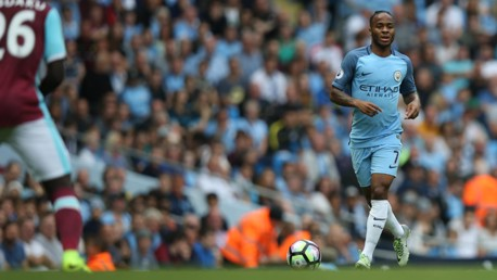 Sterling reveals Pep talk boost