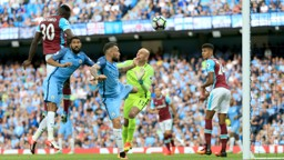 LONDON CALLING: City face West Ham in the FA Cup