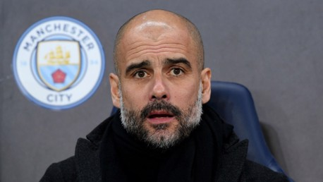 Pep excited by Champions League last eight