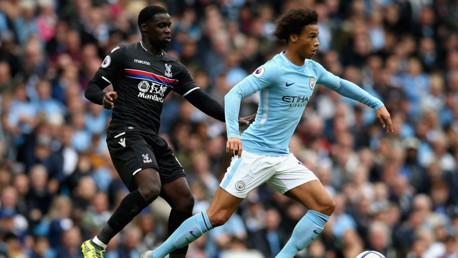 City v Crystal Palace: Kick-off, team news and TV