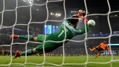 Aguero closes in and Bravo's heroics: October