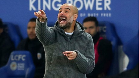 Still everything to fight for says Pep