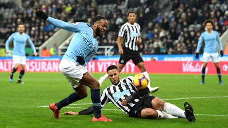 City's title hopes suffer blow with Toon defeat