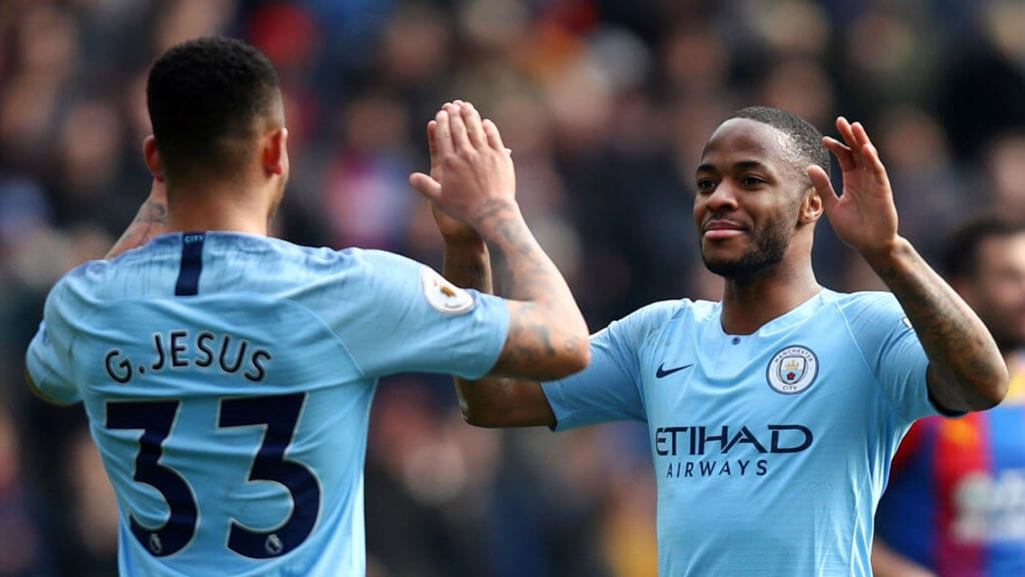 Palace v City: Team news, kick off times, TV info