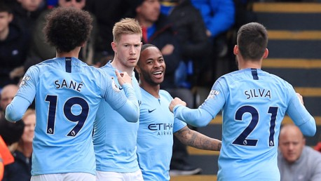 Relentless City power past Palace
