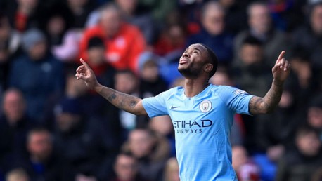 Sterling: Title race going down to the wire!