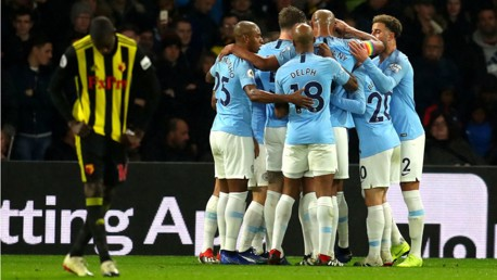 City v Watford: TV info, team news, match stats