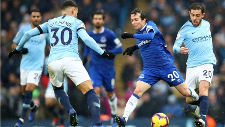 Everton v City: Kick-off, team news and TV