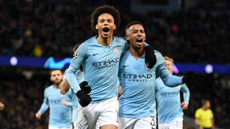 Sane at the double as battling Blues bounce back