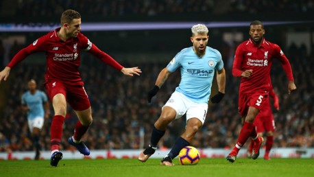 Liverpool v Man City: Team news, stats and tv info