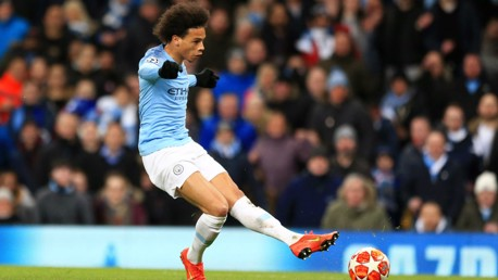 Sane: Focus helped fire up City