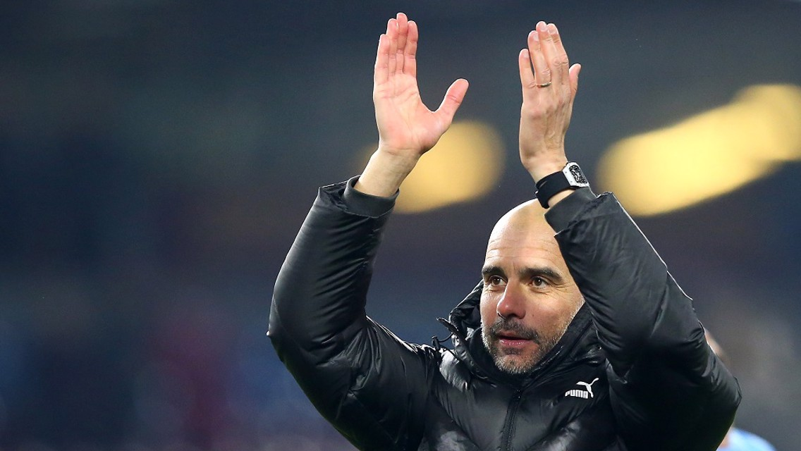 Pep thrilled with Foden contribution