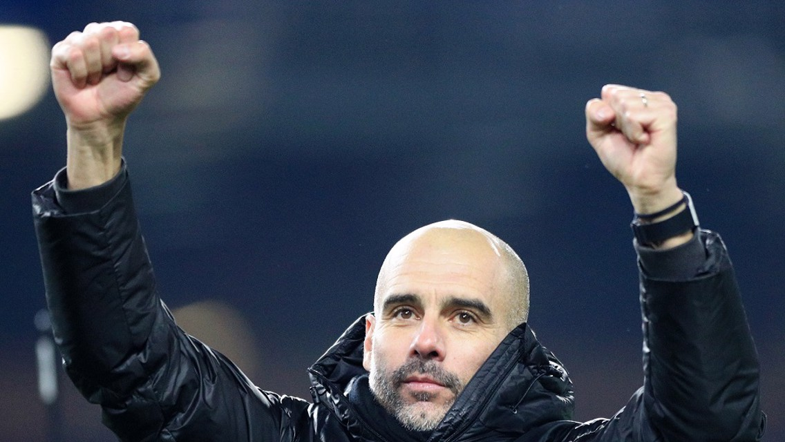 Pep: 'We will move forward, game by game'