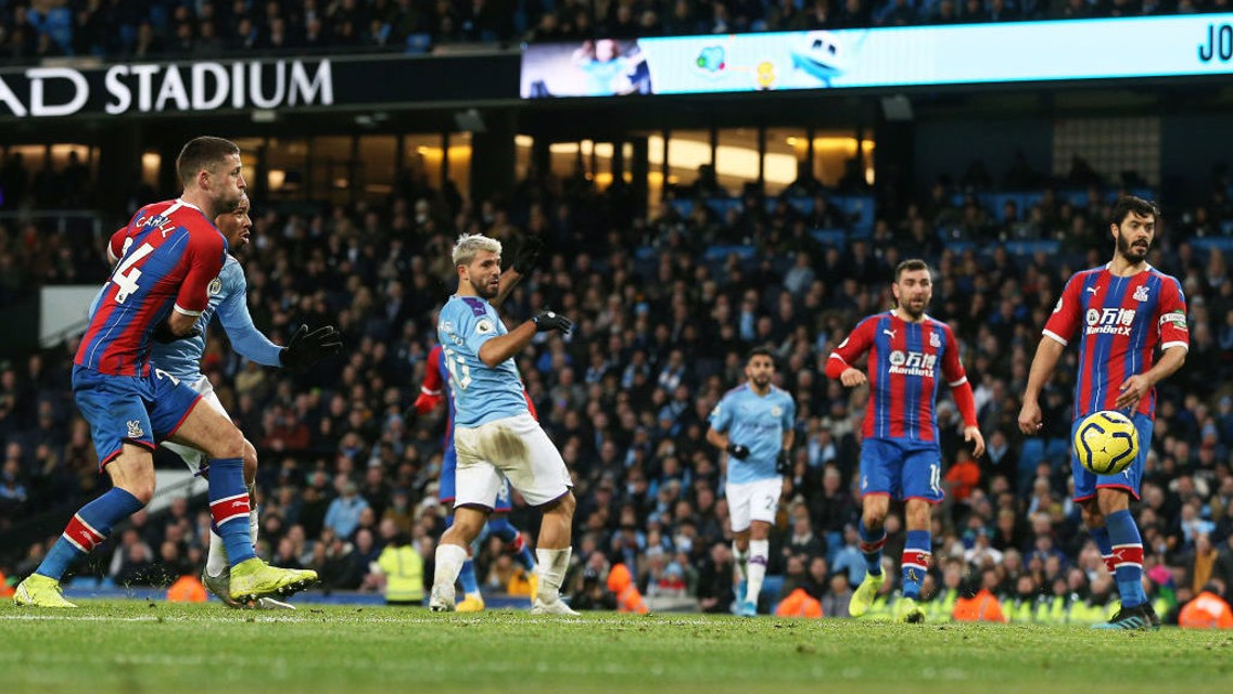 Highlights: City 2-2 Crystal Palace