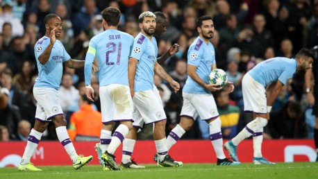 Sterling the difference as City beat Dinamo Zagreb