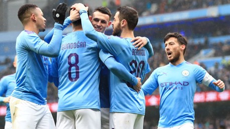 City déroule face à Fulham