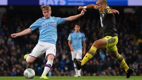 Doyle: City colleagues made it easy for me