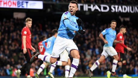 Otamendi starts as City make eight derby changes