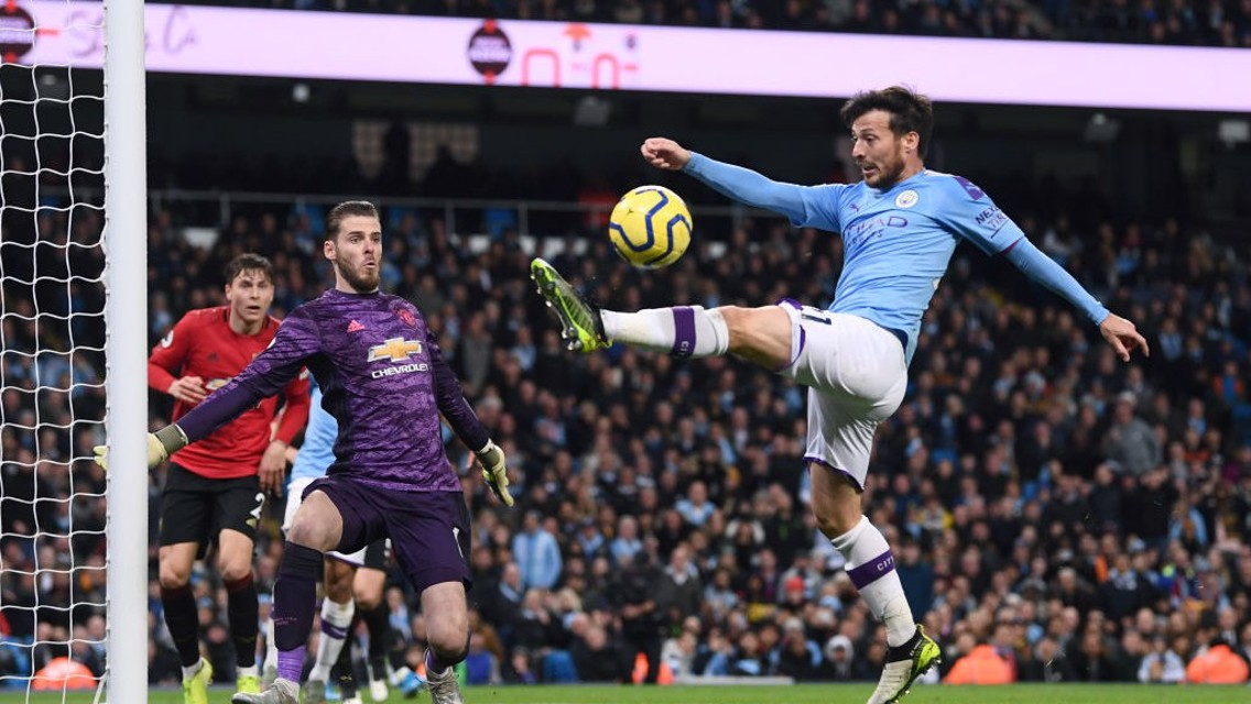City 1-2 United: Extended highlights