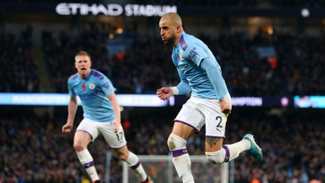 Late Walker strike snatches victory for City