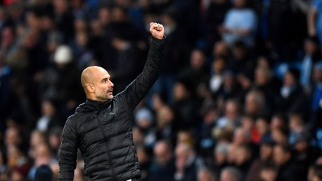 Guardiola: Intensity and patience rewarded