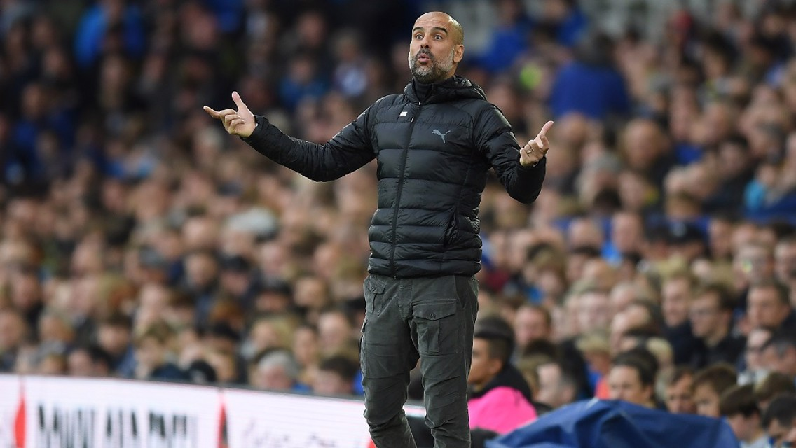 Pep happy to come through 'difficult' Everton test