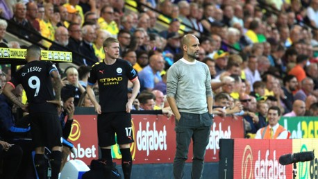 Pep: We lacked urgency but will recover quickly
