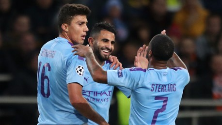 City roar back to form with impressive UCL win