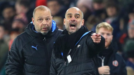 Guardiola praise for City's timely response