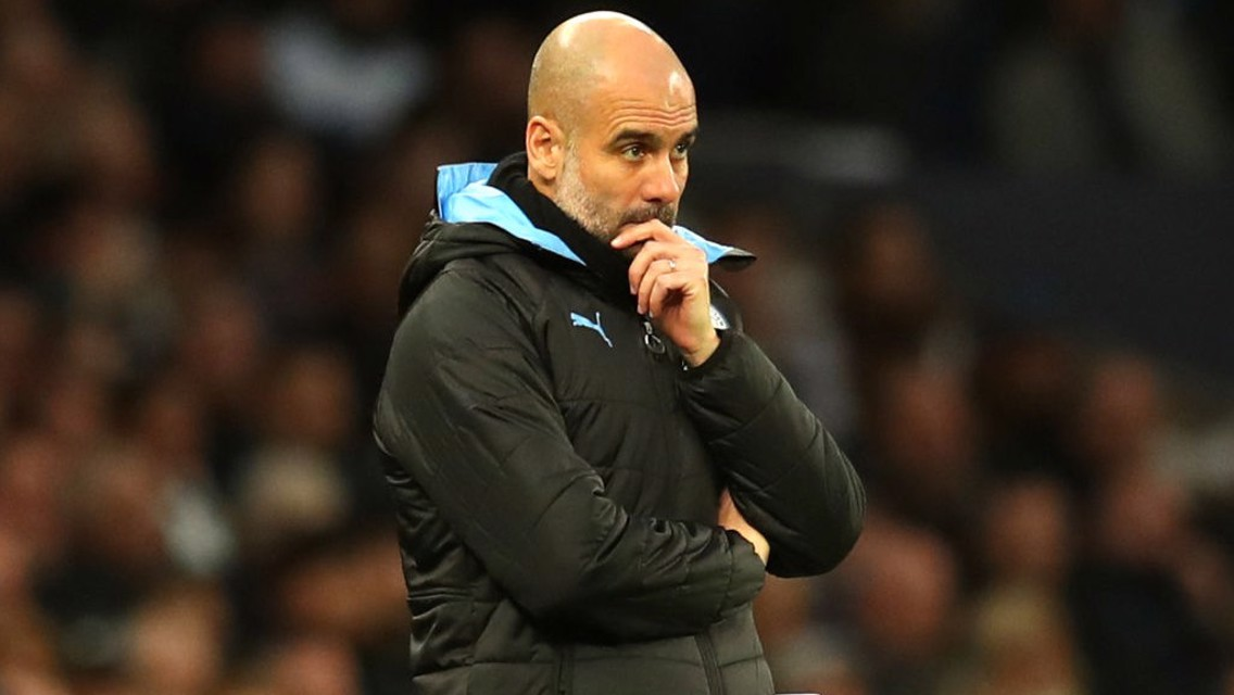 Guardiola es optimista respecto a Silva