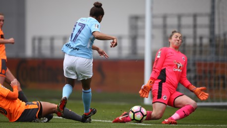 City suffer first home defeat of 2018
