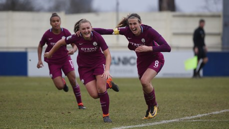 City book FA Women's Cup quarter-final spot