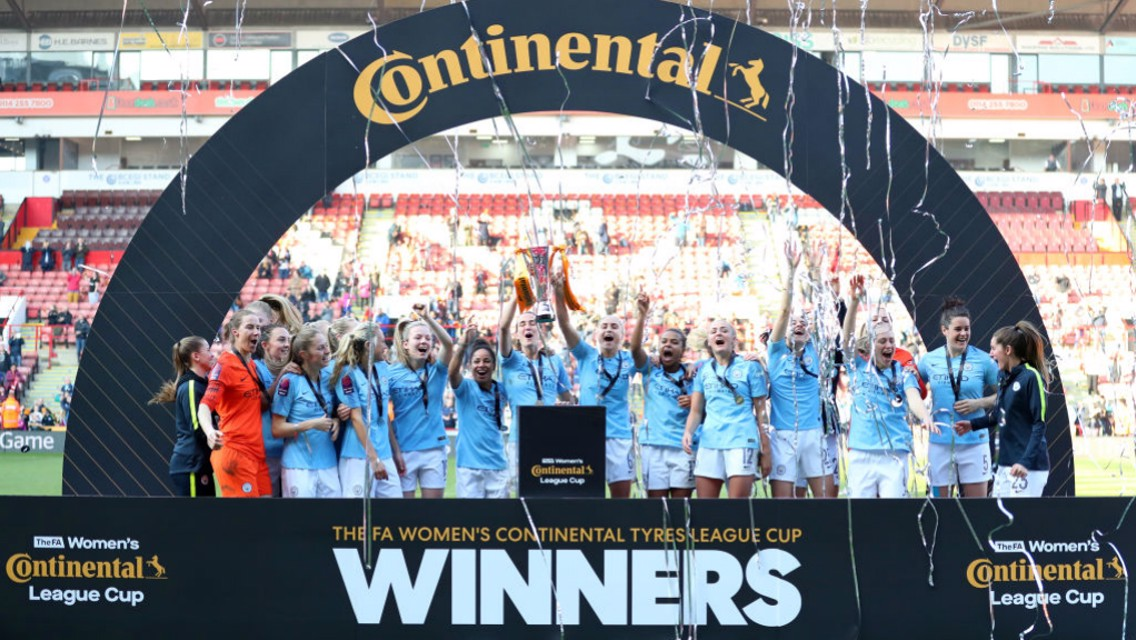 City discover Continental Cup semi-final fate