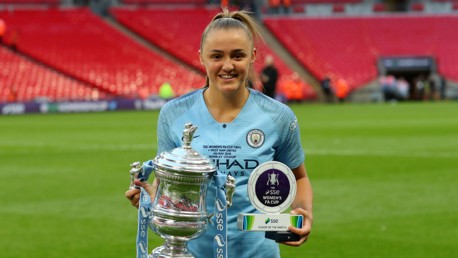 Stanway nominated for PFA Player of the Year