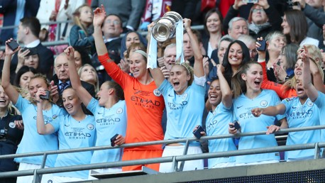 City to face Ipswich in FA Women's Cup