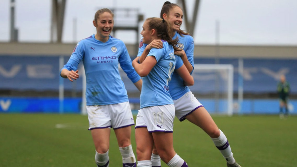 Five-star City put Hammers to the sword