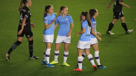 Beckie hits hat-trick as City sail through