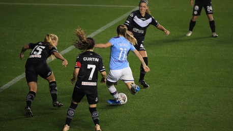 Women's Champions League highlights: City v Lugano
