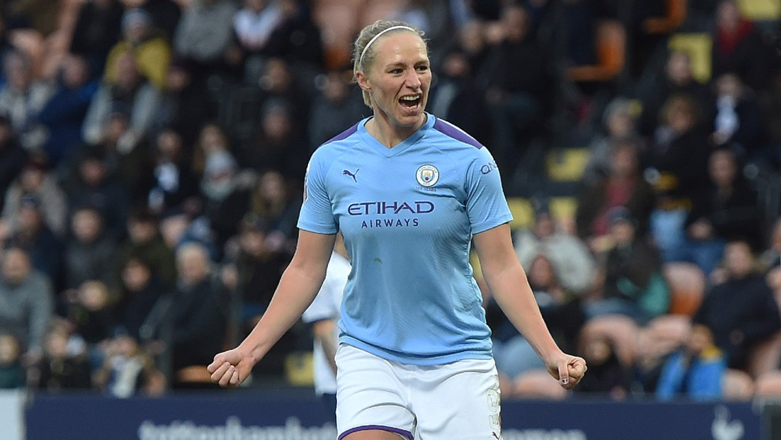 Bremer up for FA WSL Player of the Month