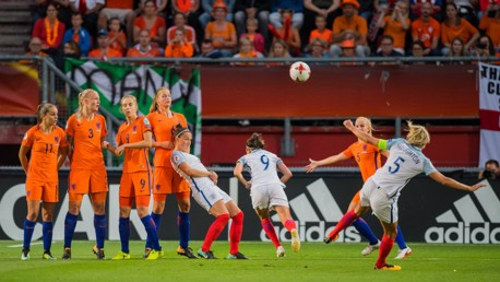 Lionesses lose out in semi-final