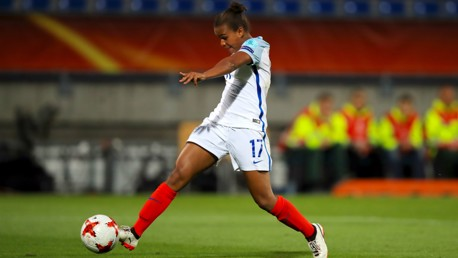 Parris sets up clash with France