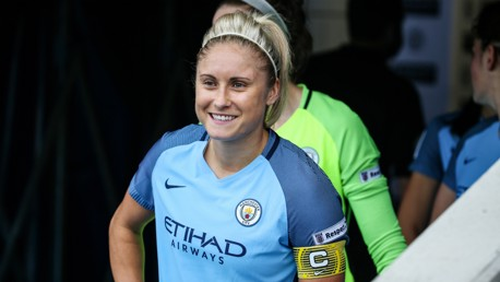Houghton: We're so proud to wear the shirt