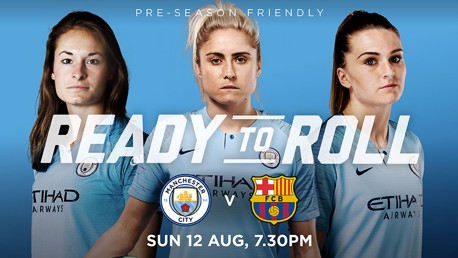 City v Barcelona Femeni: Supporter information
