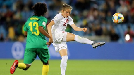 Beckie bags assist as Canada edge WWC opener
